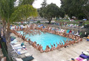 Southern california nudist association